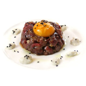 STEAK TARTAR - SUGERENCIA