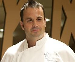 Nacho Solana chef