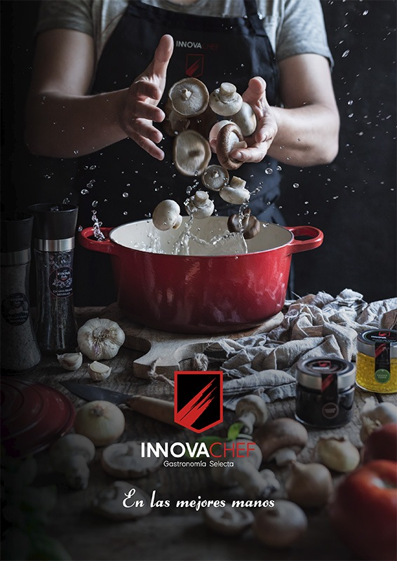 CATALOGO INNOVA CHEF - 2020
