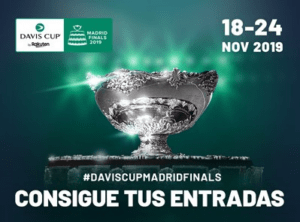 Copa Davis Madrid - World Cup of Tennis entrada