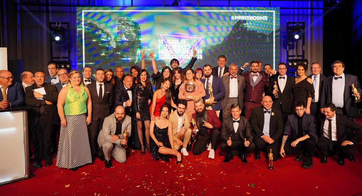 Premios Hosteleria Salamanca 2019