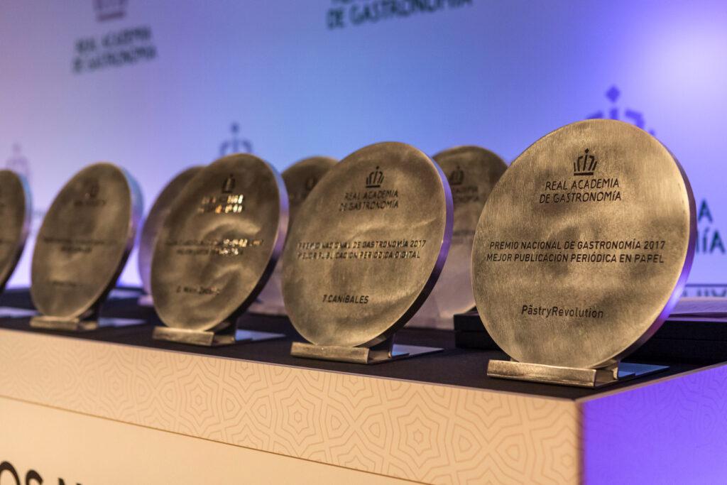 Premios nacionales gastronomía 2018
