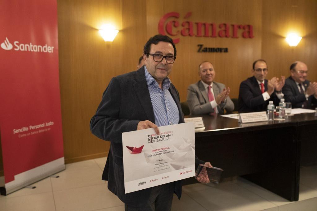 Premio Pyme 2019 Zamora Jose Miguel Fidalgo