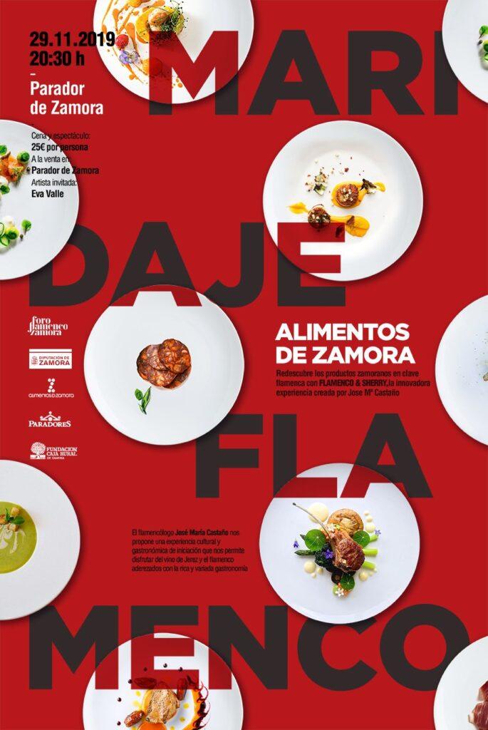 maridaje-flamenco-parador-zamora