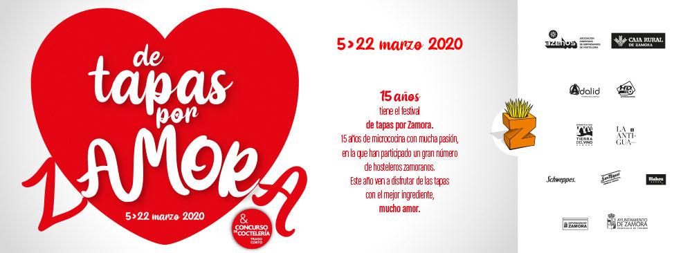 DE TAPAS X ZAMORA 2020