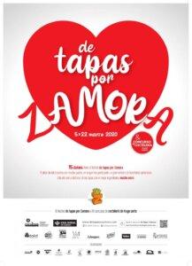 DE TAPAS X ZAMORA 2020 - cartel