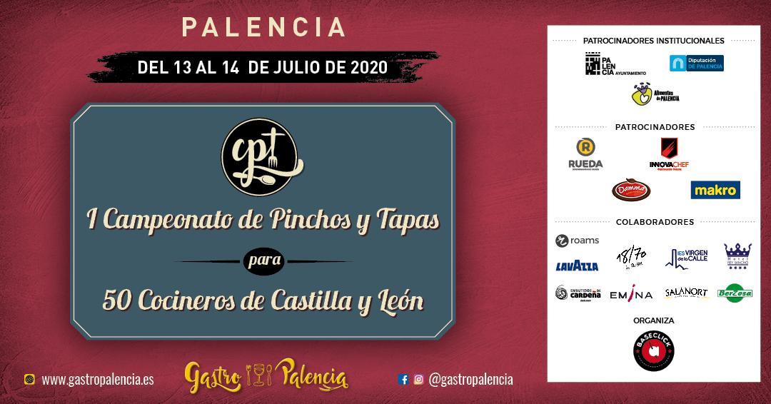 CAMPEONATO PINCHOS Y TAPAS CASTILLA Y LEON 2020